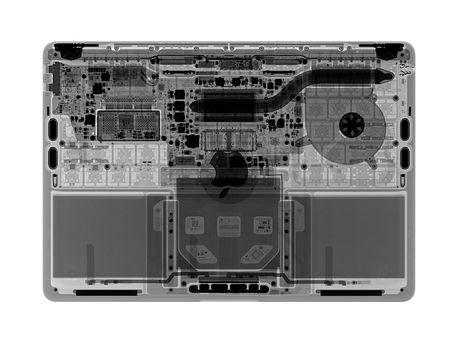 Mo MacBook Pro 2016: thay duoc SSD, RAM han chet, rat kho sua - Anh 2