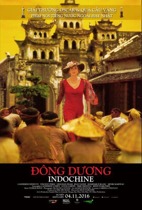Linh Dan tai ngo khan gia Viet Nam qua phim 'Dong Duong' - Anh 4