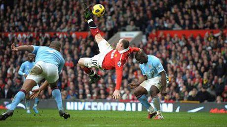 Rashford: 'Rooney la cau thu hay nhat toi tung biet' - Anh 2
