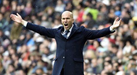 Zidane: 'Real chang thich thu gi khi da bong khong ai xem' - Anh 1