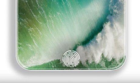 Lo ban concept iPhone 8 voi man hinh cong khong duong vien - Anh 3
