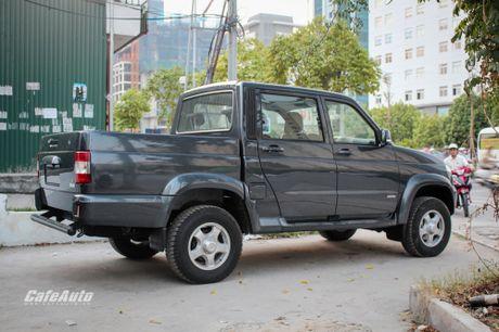 Chi tiet ban tai Nga gia 500 trieu UAZ Pickup - Anh 4