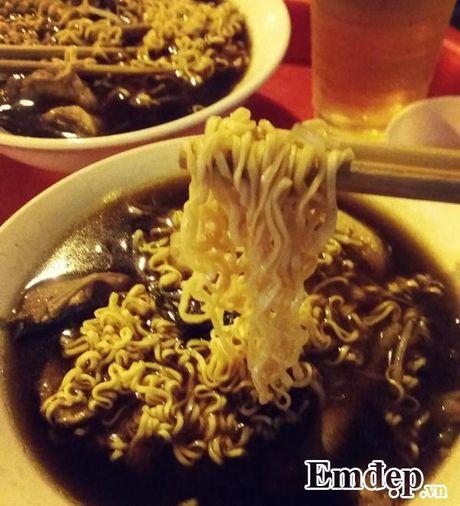 Ngay dau dong thuong thuc my ga tan 20 nam tuoi o Hang Bo - Anh 5