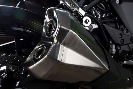 Kawasaki Z1000SX 2017 so huu nhung nang cap dang tien - Anh 13