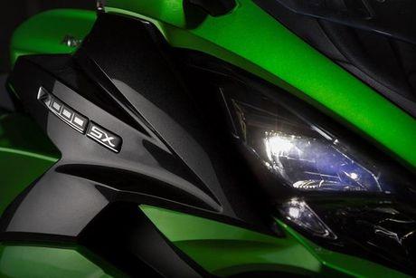 Kawasaki Z1000SX 2017 so huu nhung nang cap dang tien - Anh 7