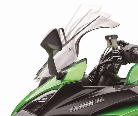 Kawasaki Z1000SX 2017 so huu nhung nang cap dang tien - Anh 9