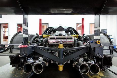 Xuat hien ban do cuc manh cua sieu xe Maserati MC12 VC - Anh 11