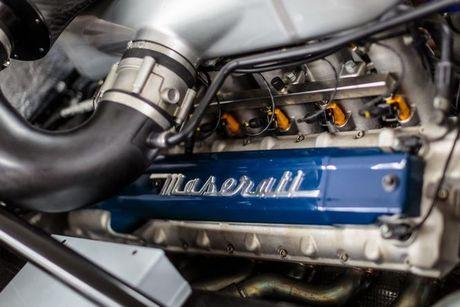 Xuat hien ban do cuc manh cua sieu xe Maserati MC12 VC - Anh 12