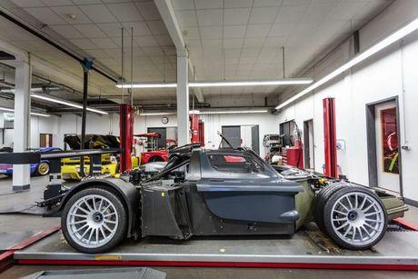 Xuat hien ban do cuc manh cua sieu xe Maserati MC12 VC - Anh 7