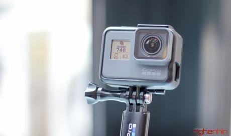 Tren tay GoPro Hero5 Black: tinh nang cao cap, gia 10,1 trieu - Anh 1