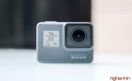 Tren tay GoPro Hero5 Black: tinh nang cao cap, gia 10,1 trieu - Anh 2