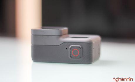 Tren tay GoPro Hero5 Black: tinh nang cao cap, gia 10,1 trieu - Anh 4