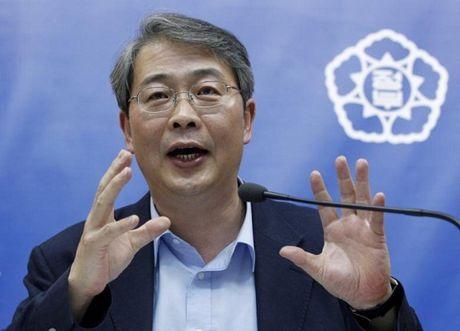 Noi cac Han Quoc co Thu tuong va Bo truong Tai chinh moi sau be boi 'ban than Tong thong' - Anh 1