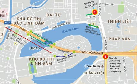 Nhuc nhoi diem nghen ban dao Linh Dam: Giai bai toan ket noi - Anh 1