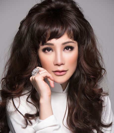 Ho Quynh Huong: Giai nghe de 'het' catxe cao chi la tin don - Anh 1