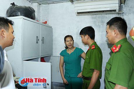 Loi dung chu nha di vang, 9X treo tuong trom 283 trieu dong - Anh 1