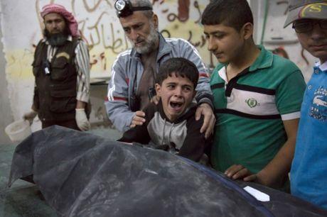 Chien su o Iraq lam gan 1.800 nguoi chet trong thang 10 - Anh 1