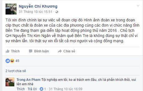 """Giao duc nguoi quay clip vu """"doan xe Chu tich Quoc hoi"""" - Anh 2"""