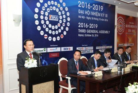 Pho Tong Giam doc Vietcombank Pham Thanh Ha duoc bau lam Chu tich VBMA nhiem ky III - Anh 1