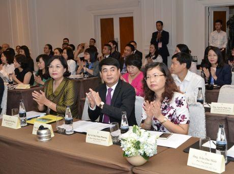 Pho Tong Giam doc Vietcombank Pham Thanh Ha duoc bau lam Chu tich VBMA nhiem ky III - Anh 3