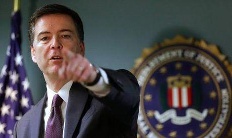 Giam doc FBI - tro ngai cua Hillary Clinton neu dac cu - Anh 1