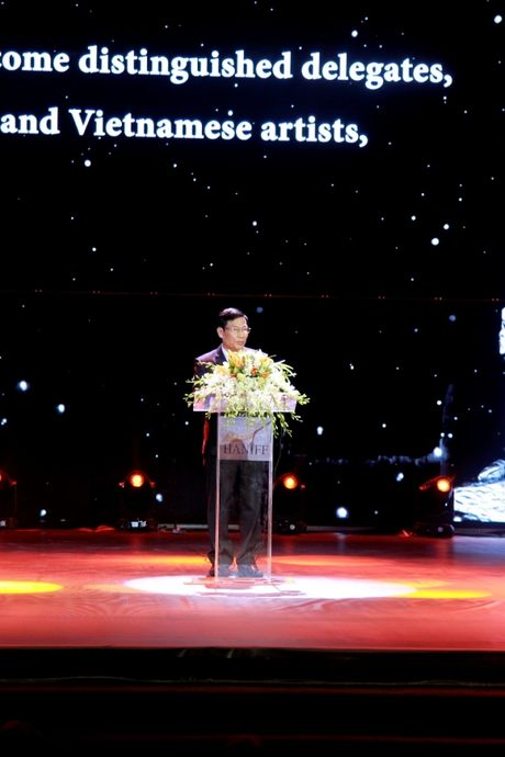 Dan sao 'do bo' tham do cua Lien hoan phim quoc te Ha Noi - Anh 1