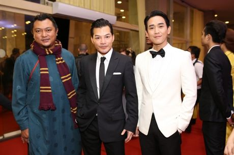 Dan sao 'do bo' tham do cua Lien hoan phim quoc te Ha Noi - Anh 7