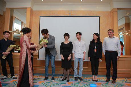 Khai mac Trai sang tac lien hoan phim quoc te lan IV 2016 - Anh 5