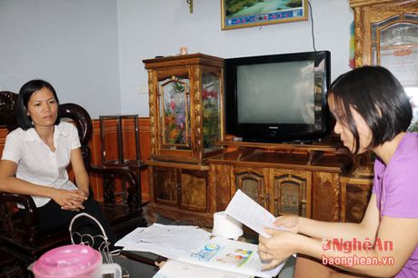 Chan chinh cong tac thu, chi dau nam hoc o Nghe An - Anh 2