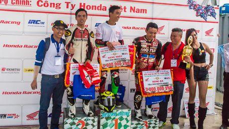 Soi dong giai dua xe Honda Viet Nam tai Binh Duong - Anh 6