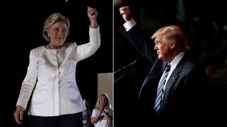 Ba Clinton cao buoc ong Trump co 30 nam 'ha thap pham gia' phu nu - Anh 1