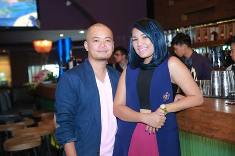 Quan quan Vietnam Idol Janice Phuong gioi thieu minishow dau tien tai Ha Noi - Anh 1