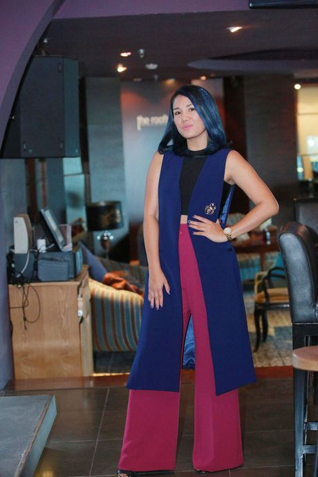 Quan quan Vietnam Idol Janice Phuong gioi thieu minishow dau tien tai Ha Noi - Anh 2