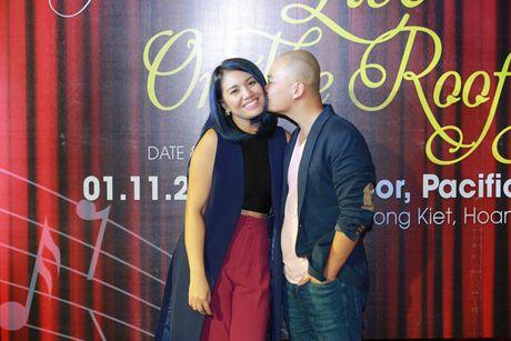 Quan quan Vietnam Idol Janice Phuong gioi thieu minishow dau tien tai Ha Noi - Anh 3