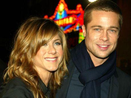 Vo chong Jennifer Aniston luc duc vi Brangelina - Anh 3