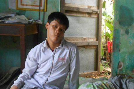 Chang trai nhiem chat doc da cam chinh phuc uoc mo thanh ky su CNTT - Anh 1