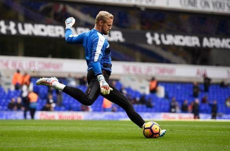 Leicester City - FC Copenhagen: Schmeichel ve que! - Anh 1