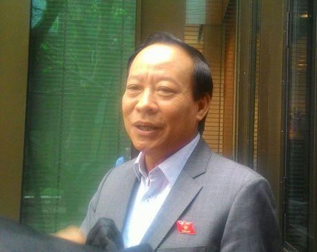 Thu truong Bo Cong an noi ve vu chay quan karaoke 68 - Anh 1