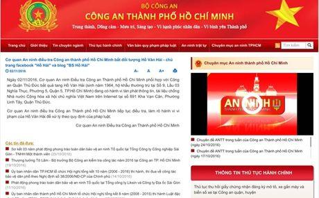 Bat chu blog 'BS Ho Hai' - Anh 1
