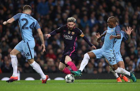 Pep thua Messi, nhung thang Barca que quat - Anh 2