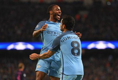 Guardiola: Man City da thang doi manh nhat the gioi - Anh 2