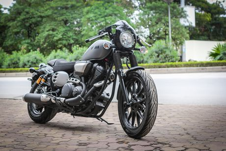 Yamaha XV950 Racer 2016 gia hon 300 trieu tai Viet Nam - Anh 2