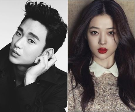 Tiet lo ve canh nong 16+ giua Kim Soo Hyun va Sulli - Anh 2