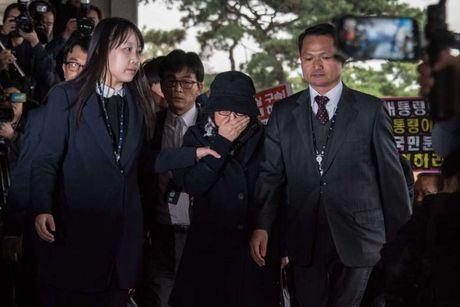 Ong Ban Ki moon gap kho neu tranh cu tong thong Han Quoc - Anh 1