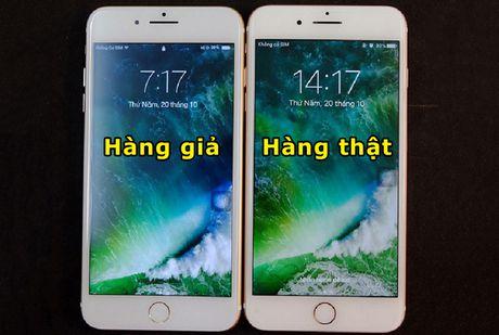 Huong dan phan biet iPhone 7 Plus that va gia - Anh 4
