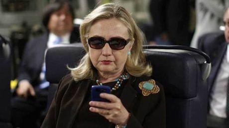 Halloween xui xeo cua Hillary - Anh 1