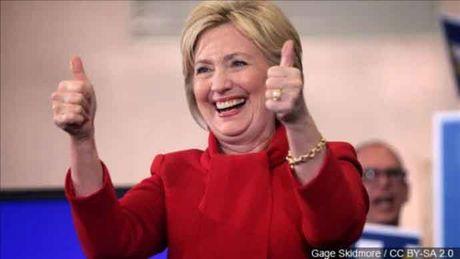 Lo ke hoach an mung chien thang cua Hillary - Anh 1