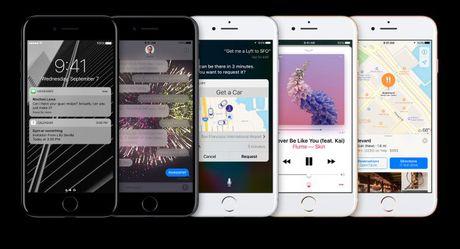 iPhone 7 e thua xa iPhone 6? - Anh 1