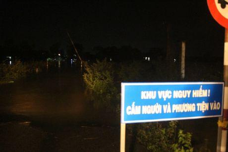 Quang Tri: Mua lu gay thiet hai giao thong tren 11 ty dong - Anh 1