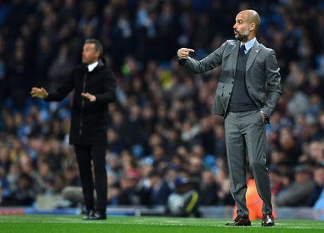 8 sac thai cam xuc cua Pep Guardiola trong ngay Man City ha Barcelona - Anh 1